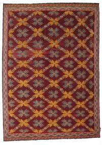 Tapis Kilim semi-antique Turquie XCGZK443