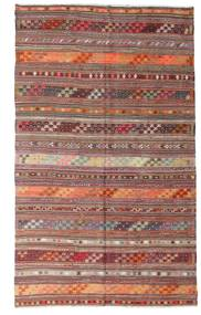Kilim semi antique Turkish carpet XCGZK1069
