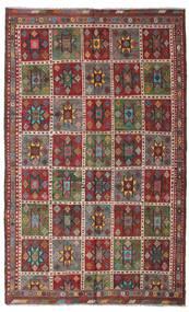 Kilim semi antique Turkish carpet XCGZK1061
