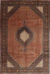 Ardabil Alfombra 195X289 Oriental Hecha A Mano Marrón Oscuro/Rojo Oscuro (Lana, Persia/Irán)