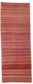 Kilim semi antique Turkish carpet XCGZK395