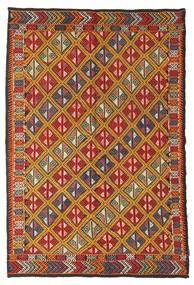 Kelim semiantik Turkisk matta XCGZK373