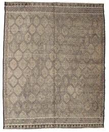 Kilim semi antique Turkish carpet XCGZK365