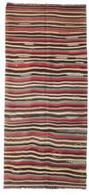 Kilim semi antique Turkish carpet XCGZK334