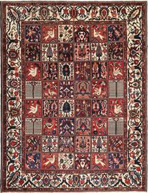 Bakhtiari carpet TBZW25