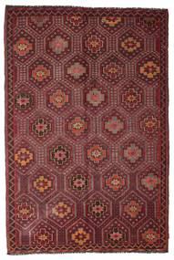 Kilim semi antique Turkish rug XCGZK723