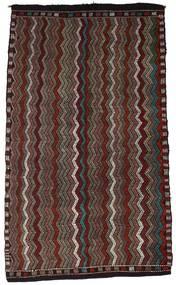 Kilim semi antique Turkish rug XCGZK694