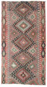 キリム セミアンティーク トルコ 絨毯 XCGZK690