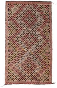 Kilim semi antique Turkish rug XCGZK688