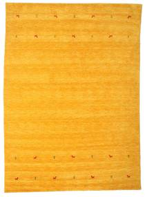 Gabbeh loom Two Lines - Yellow carpet CVD14990