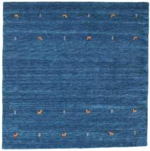 Alfombra Gabbeh loom Two Lines - Azul CVD15073
