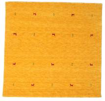 Koberec Gabbeh loom Two Lines - Yellow CVD14998