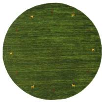 Gabbeh loom Two Lines - Green rug CVD15102