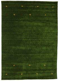Gabbeh loom - Dark Green rug CVD15095