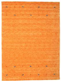 Gabbeh loom Two Lines - Orange carpet CVD15035