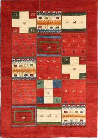 Gabbeh Persia Matto 148X210 Moderni Käsinsolmittu Ruoste/Oranssi (Villa, Persia/Iran)