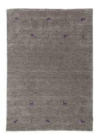 Tapis Gabbeh loom Two Lines - Gris CVD15320