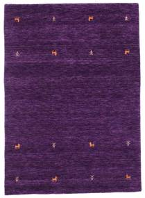 Alfombra Gabbeh loom Two Lines - Violeta CVD15290