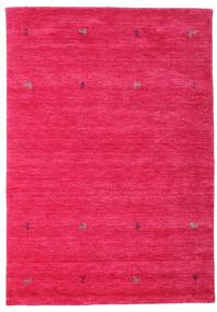 Alfombra Gabbeh loom Two Lines - Dark_Pink CVD15305