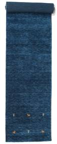 Alfombra Gabbeh loom Two Lines - Azul Oscuro CVD14976