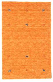 Gabbeh Loom Two Lines - Orange Teppich  100X160 Moderner Orange (Wolle, Indien)