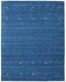 Gabbeh Loom Two Lines - Blue Rug 190X240 Modern Blue/Dark Blue (Wool, India)