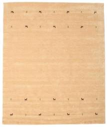 Gabbeh loom Two Lines - Beige carpet CVD15112