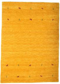Gabbeh Loom Two Lines - Gul Teppe 160X230 Moderne Orange (Ull, India)