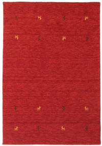 Gabbeh loom - Rust_Red-matto CVD15016