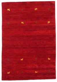 Gabbeh loom Two Lines - Rood tapijt CVD15031