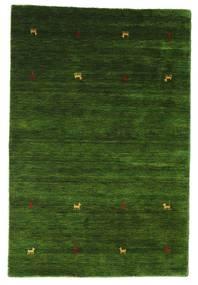 Gabbeh loom - Sötétzöld szőnyeg CVD15106