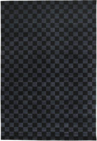 Himalaya Teppich  170X249 Echter Moderner Handgeknüpfter Dunkelblau (Wolle, Indien)