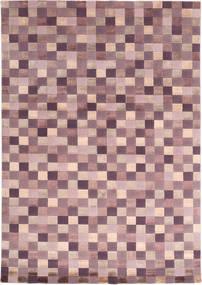 Himalaya 絨毯 170X240 モダン 手織り 薄紫色/ライトピンク ( インド)