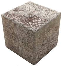 Tappeto Patchwork stool ottoman BHKW45