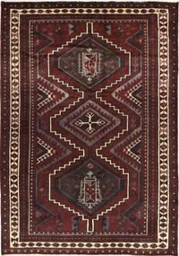 Lori Matto 173X250 Itämainen Käsinsolmittu Tummanpunainen (Villa, Persia/Iran)
