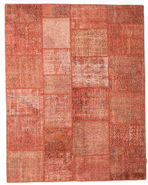 Patchwork Rug 199X251 Authentic Modern Handknotted Light Brown/Light Pink (Wool, Turkey)