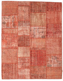 Patchwork Rug 197X251 Authentic  Modern Handknotted Light Brown/Light Pink (Wool, Turkey)