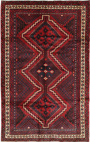 Lori Rug 178X283 Authentic  Oriental Handknotted Dark Red/Dark Brown (Wool, Persia/Iran)