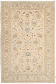 Ziegler Rug 170X262 Authentic  Oriental Handknotted Light Brown/Beige (Wool, Pakistan)