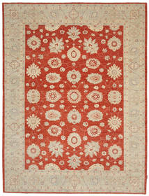 Ziegler Rug 272X358 Authentic  Oriental Handknotted Beige/Light Grey Large (Wool, Pakistan)