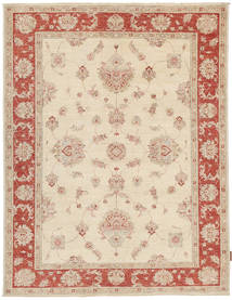 Ziegler Rug 151X193 Authentic  Oriental Handknotted Beige/Dark Beige (Wool, Pakistan)
