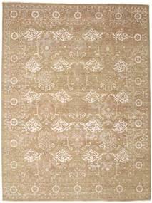 Ziegler Matto 272X364 Itämainen Käsinsolmittu Vaaleanruskea/Beige Isot (Villa, Intia)