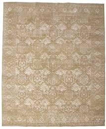 Ziegler Tapis 368X446 D'orient Fait Main Marron Clair/Beige Grand (Laine, Inde)