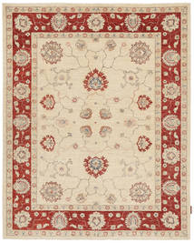 Ziegler Rug 153X196 Authentic  Oriental Handknotted Beige/Light Brown (Wool, Pakistan)