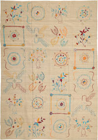 Kilim Suzani carpet ABCU18
