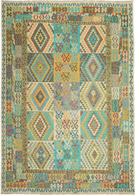 Alfombra Kilim Afghan Old style ABCT491
