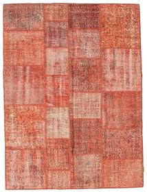 Patchwork Rug 171X232 Authentic  Modern Handknotted Light Pink/Light Brown/Brown (Wool, Turkey)