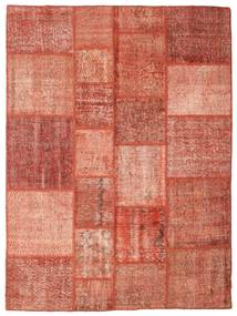 Patchwork Rug 173X231 Authentic  Modern Handknotted Light Brown/Brown (Wool, Turkey)