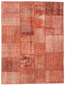 Patchwork Rug 174X230 Authentic  Modern Handknotted Light Brown/Light Pink (Wool, Turkey)