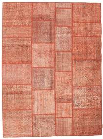 Patchwork Rug 170X230 Authentic  Modern Handknotted Light Pink/Light Brown (Wool, Turkey)